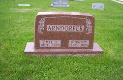 Dorothy Marie Dora <i>Eisenbarth</i> Arndorfer
