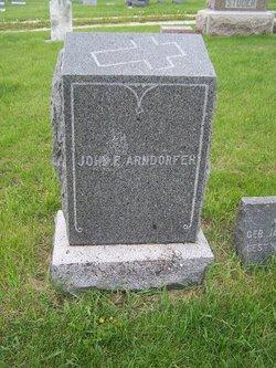 John E Arndorfer