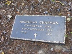 Nicholas Chapman