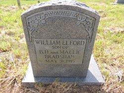 William Elford Bradshaw