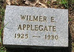 Wilmer Eugene Applegate