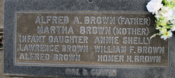 Alfred A. Brown