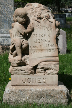Eliza Jane <i>Reece</i> Jones
