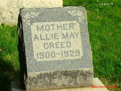 Allie May <i>Cross</i> Creed