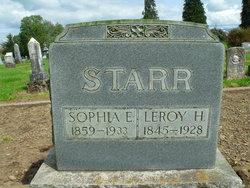 Leroy Hamlin Starr