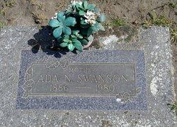 Ada Nellie <i>Durdle</i> Swanson
