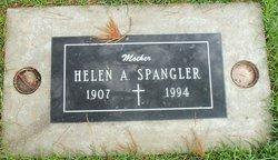 Helen A Spangler