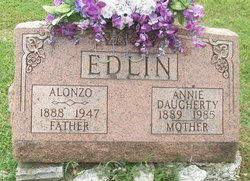 Alonzo Edlin