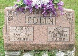 Annie <i>Daugherty</i> Edlin