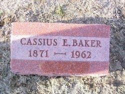 Cassius Erastus Baker