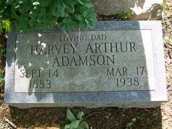 Harvey Arthur Adamson