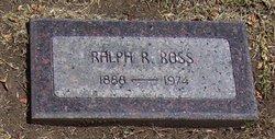 Ralph R Ross