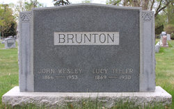 Lucy <i>Teller</i> Brunton