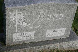Ellen L <i>Sechler</i> Bond