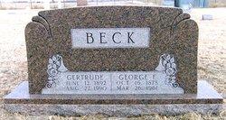 George Franklin Beck