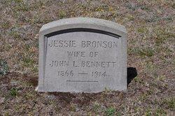 Jessie <i>Bronson</i> Bennett