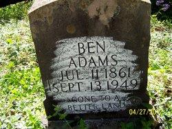 Ben Adams
