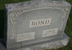 Dorothy C <i>Klingaman</i> Bond