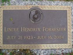 Lindle <i>Hendrix</i> Forrester