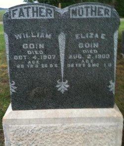 Eliza E. <i>Howard</i> Goin