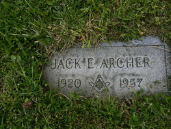 Jack E Archer