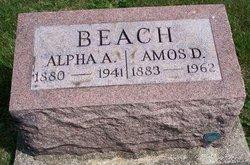 Alpha A. Beach