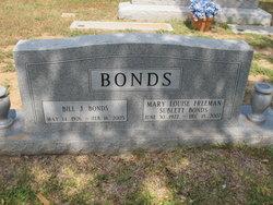 Bill J Bonds