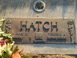 Max Ossmen Hatch