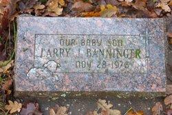Larry John Banninger