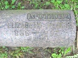Elizabeth Lizzie <i>Matchett</i> Peters