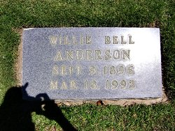 Willie Bell Anderson