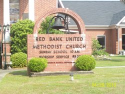 Red Bank United Methodist Church Cemetery