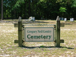 Gregory Neil Gentry Cemetery