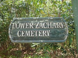 Lower Zachary Cemetery