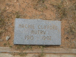 Archie Clifford Autry