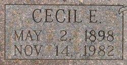 Cecil E. Clark
