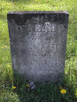 Sarah <i>Peak</i> Axtell