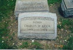 Charles W Arick