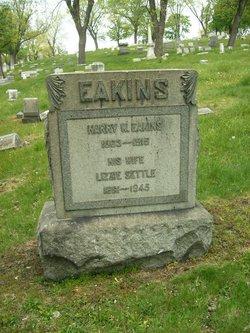 Lizzie <i>Settle</i> Eakins