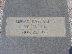 Edgar Ray Akins