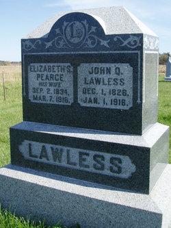 Elizabeth S. <i>Pearce</i> Lawless