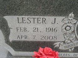 Lester John Ammann