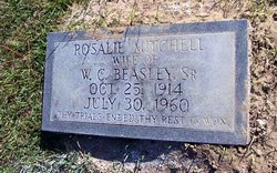 Rosalee <i>Mitchell</i> Beasley