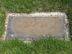 Walter H Blaesi