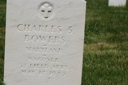 Charles S Bowers