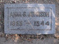 Anna Sophia <i>Johansdotter</i> Johnson