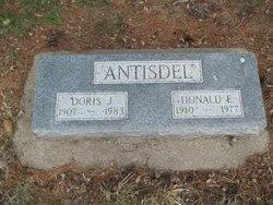 Donald E Antisdel