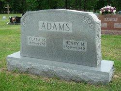 Henry Martin Adams