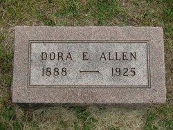 Dora Etta <i>Hart</i> Allen