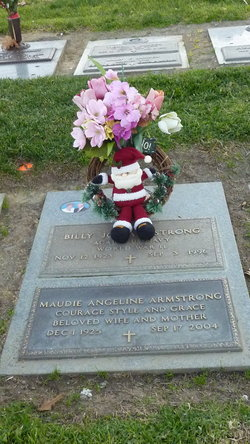 Maudie Angeline Armstrong